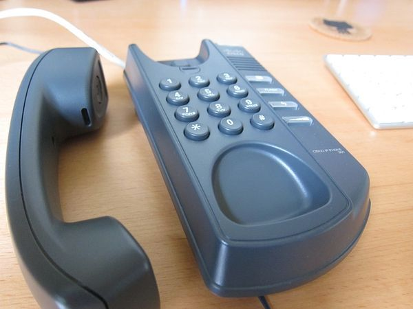 SIP trunking: replace landline with Plivo and SIP phone