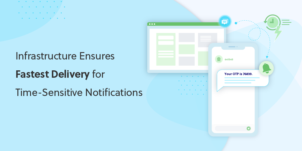 Infrastructure Ensures Fastest Delivery for Time-Sensitive Notifications